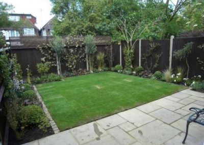 Child-friendly Garden, Golders Green