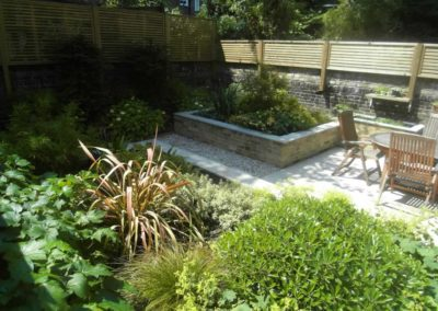 Urban Modern Garden Design, St Johns Wood