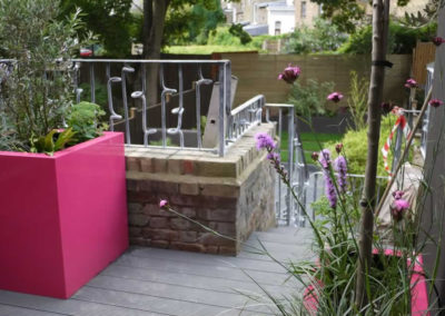 Roof Terrace Garden Design – Kentish Town London