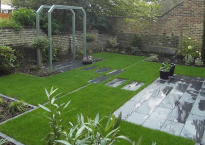 Contemporary Garden Design Highbury North London