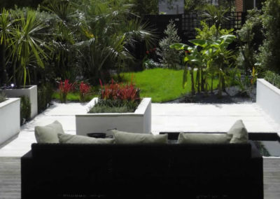 Contemporary Garden Design South London