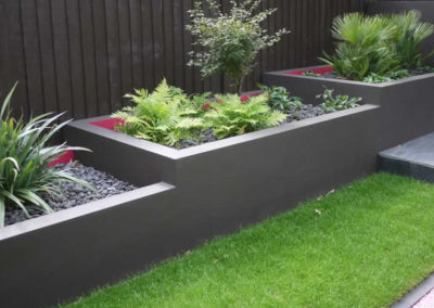 Contemporary Garden Design Kentish Town
