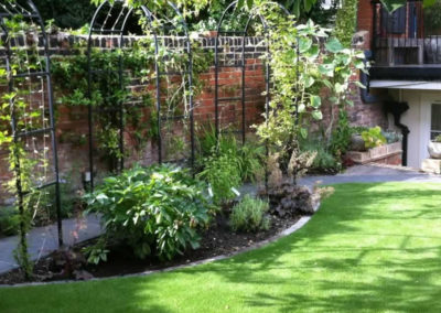 Romantic Garden Design Hampstead