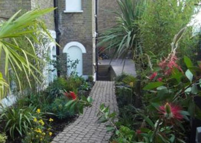 Urban Highbury Garden Design