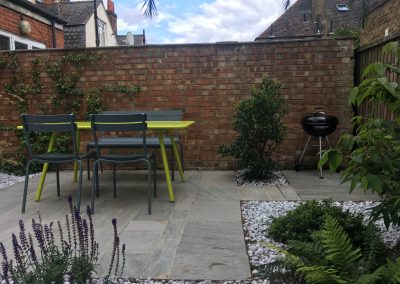 Urban Garden Design North London
