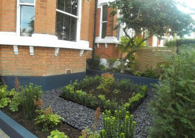 Elegant Front Garden in Muswell Hill